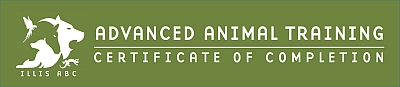 Advanced Animal Training 2018 Banner